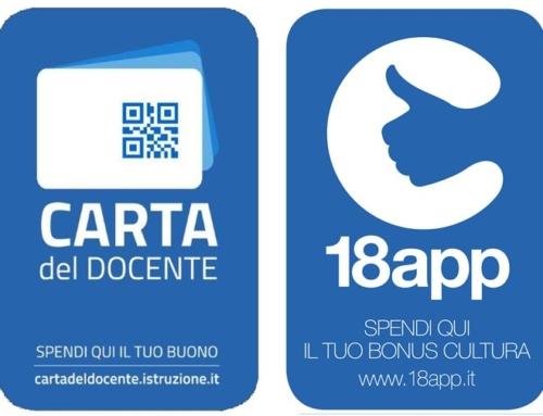 18app e Carta del Docente: utilizza il tuo BONUS CULTURA al Teatro della Regina di Cattolica!